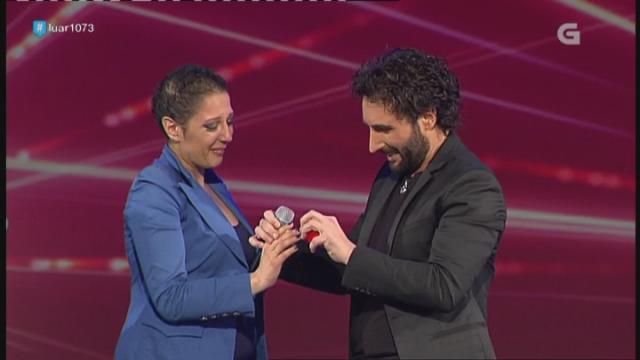Petición de matrimonio en directo no Luar! Guillermo e Cristina casan - 17/03/2017 23:30