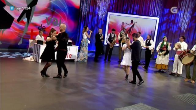 Primeira semifinal no 'Vai de baile' cos Firmenus Melitonus e os Fillos do Torreiro - 29/06/2018 22:54
