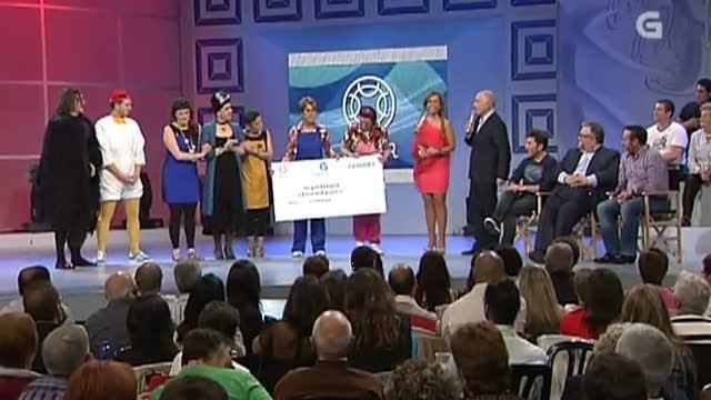 """""""Tres de Trasancos"""" e """"As Lerchas"""": gañadores de """"Os humorosos"""" - 13/07/2012 00:29"""