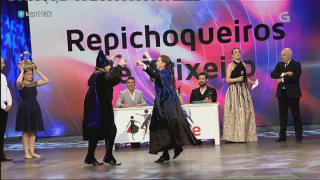 Repichoqueiros de Teixeiro e Firmenus Melitonus compiten na final do 'Vai de baile' - 13/07/2018 23:42