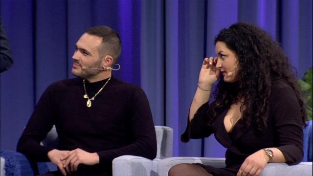 Retamos a Miguel Aquel-e e a Laura Cruxeiras a ver o Luar enteiro! - 12/04/2019 22:42