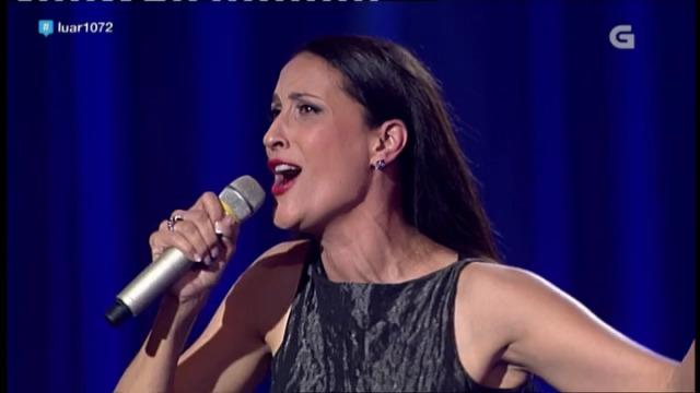 Rosa Cedrón canta 'A fala - Falade galego' - 10/03/2017 23:27