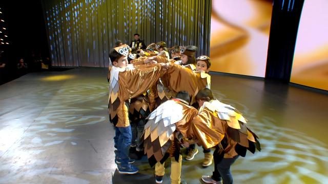 'Señor da Serra', con Luis Prego e nenos de Salceda de Caselas - 01/03/2019 23:10