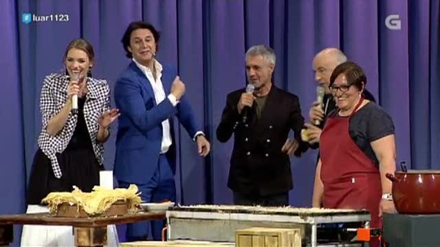 Sergio Dalma, Yurena, The Lákazans e Cuarta Xusta - 13/04/2018 22:00