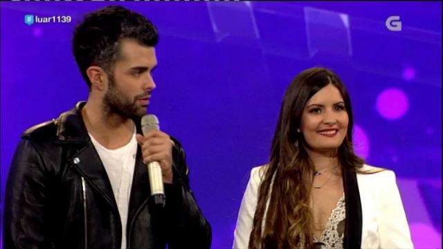 Tamara e Cristian chegan co seu popurrí de éxitos do verán - 15/09/2018 13:07
