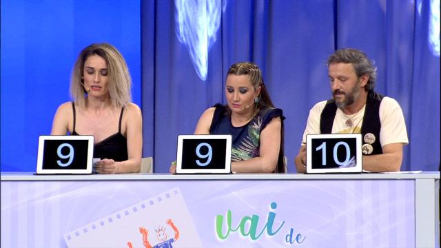 Vai de Baile! Xa temos os catro semifinalistas - 28/06/2019 23:46