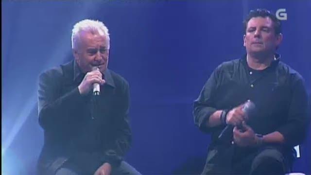 """Víctor Manuel e Manuel De Andrade interpretan """"Sólo pienso en ti"""" - 31/05/2013 00:00"""