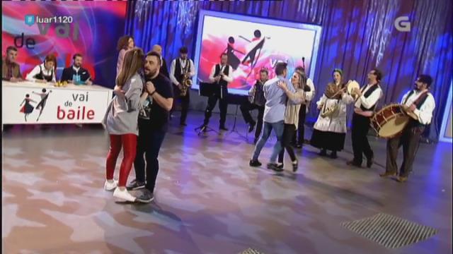 Xibreiros de Ames e Repichoqueiros de Teixeiro compiten no 'Vai de baile'! - 23/03/2018 22:52