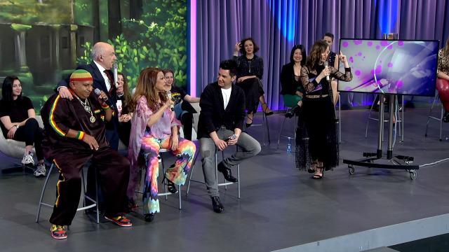 Xogamos con David Civera, King África e Ángela Carrasco a lembrar momentos do 'Luar' - 16/03/2019 01:07