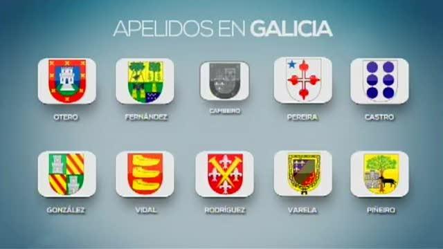 Programa 4: O apelido máis común en Galicia - 30/08/2015 20:15