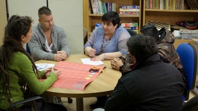 Pilar Castiñeira e Carlos Fernández - 21/03/2017 00:00