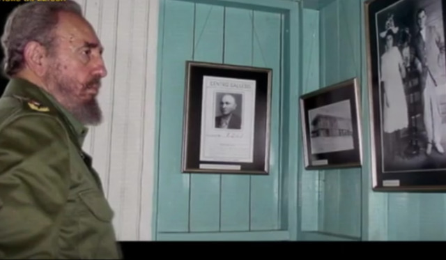 Fidel Castro, fillo dun emigrante de Láncara - 26/11/2016 20:30