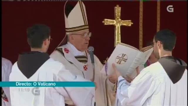 Especial desde o Vaticano - 19/03/2013 00:00