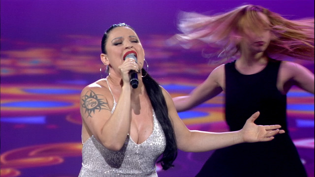 A China canta 'Procuro esquecerte' nos Recantos de Ouro - 30/11/2019 01:28