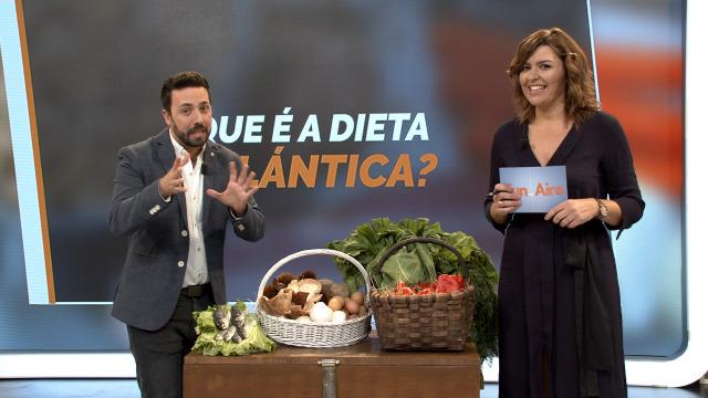A dieta atlántica, o segredo da lonxevidade? - 05/11/2019 17:10
