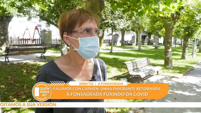 A Fonsagrada non presentou ningún caso de coronavirus, falamos cos veciños para que nos digan por que! - 08/09/2020 16:19