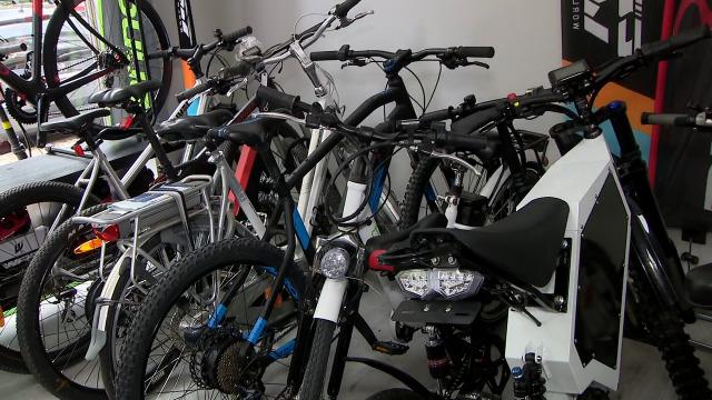 A paixón polas bicicletas, un 'boom' tras o confinamento - 15/09/2020 13:49