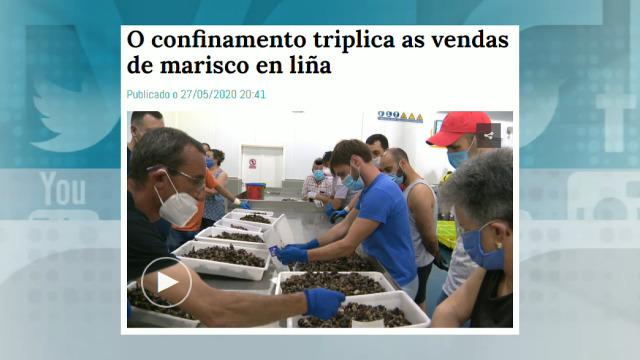 Alba Mancebo achéganos o máis visto nas nosas redes sociais - 04/06/2020 13:17