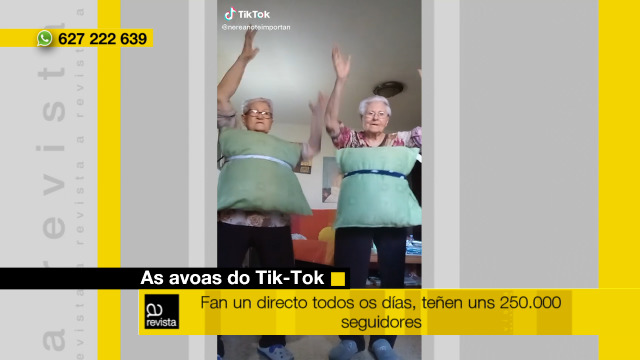 As avoas do Tik-Tok - 20/07/2020 12:30