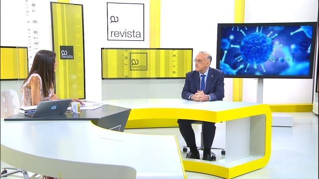 As universidades galegas van integrar docencia presencial e virtual - 20/09/2020 13:06