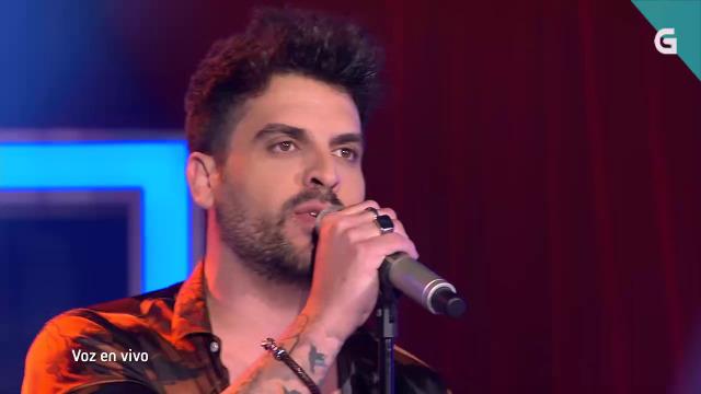 Bombai interpreta o seu hit 'Sólo si es contigo' no 'Bamboleo' - 22/02/2020 22:00