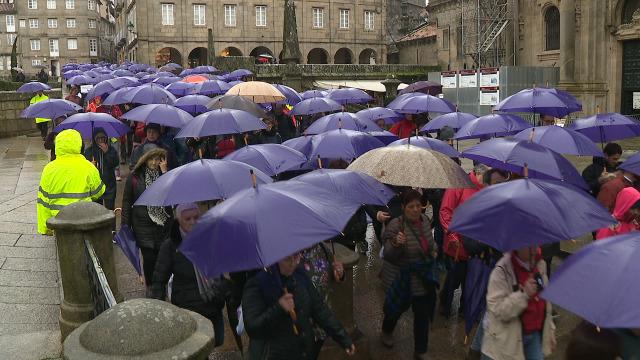 Celebramos o Día para a Erradicación da Violencia contra a Muller - 25/11/2019 13:58