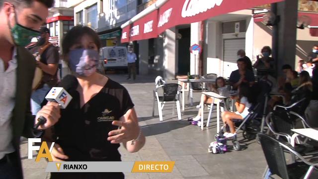 Celebramos que o centro de Rianxo é o mellor barrio de Galicia - 02/07/2020 19:00