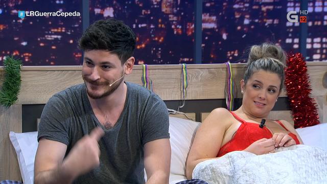 Cepeda e Ana Guerra estréanse como actores de comedia - 03/01/2020 00:27