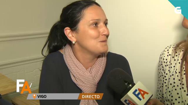 Choiva de billetes en pleno centro de Vigo - 08/10/2019 17:10