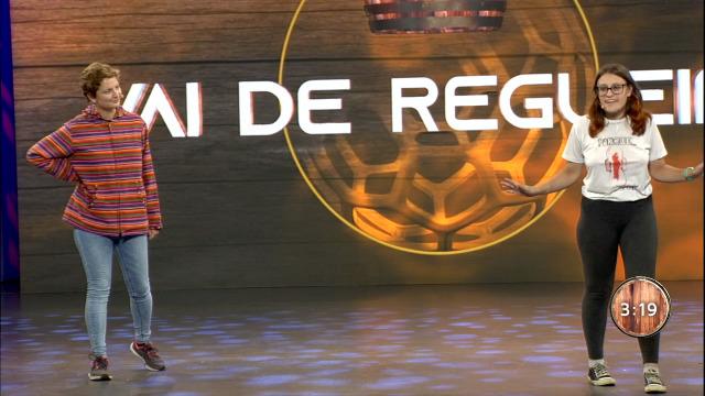 Concurso 'Vai de regueifa': Esther das Luras e Palmira Vicente - 18/09/2020 23:05