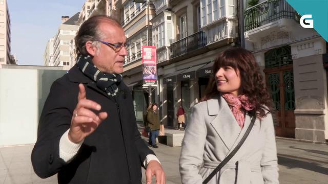 Coñecemos A Coruña modernista da man de Ledicia Sola e o historiador Suso Martínez - 18/02/2020 23:30