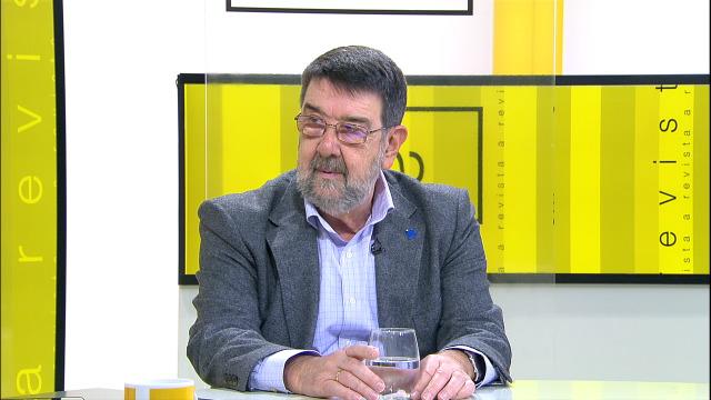 Consellos para afrontar  a crise do coronavirus co catedrático de Medicina Preventiva Juan Gestal - 13/03/2020 14:02
