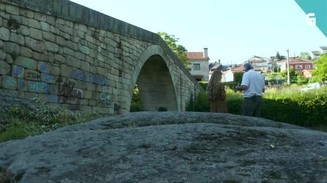 Descubrimos os segredos das pontes medievais da cidade de Ourense - 11/11/2019 22:15