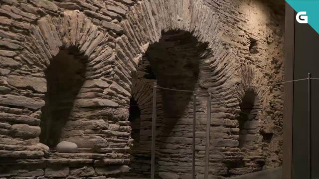 Desmontamos as termas romanas de Lugo - 14/10/2019 22:30