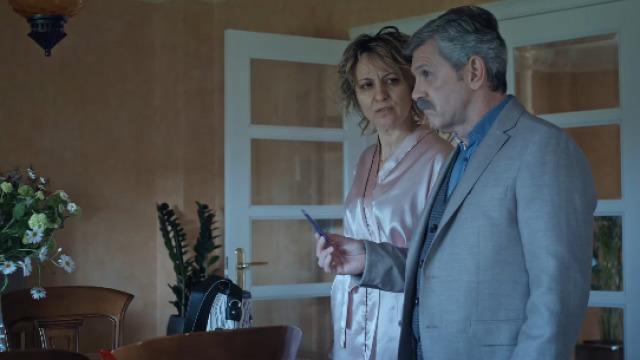 Emilio e Mercedes descobren por que Rosalía non dá quedado embarazada - 06/10/2019 22:55