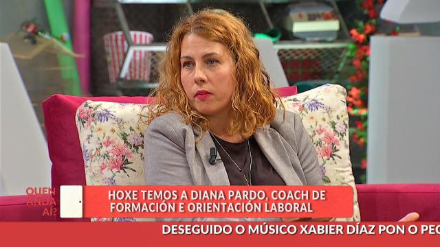 Falamos coa 'coach' e escritora Diana Pardo - 18/05/2020 16:00