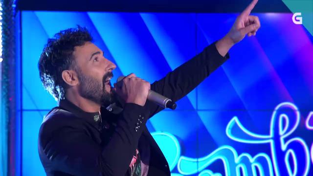 Guillermo Castro presentou o tema 'Eu quedo por ti' - 04/07/2020 22:00