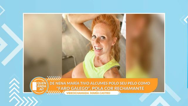 Hoxe é o Día Mundial dos Rubios e para celebralo falamos coa nosa rubia por excelencia: María Castro! - 07/09/2020 18:34