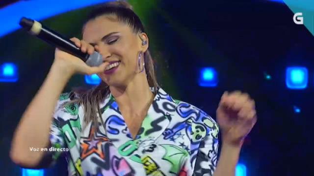 Irene Iglesias fai pleno de 10 con 'Salvaje' - 23/07/2020 22:00
