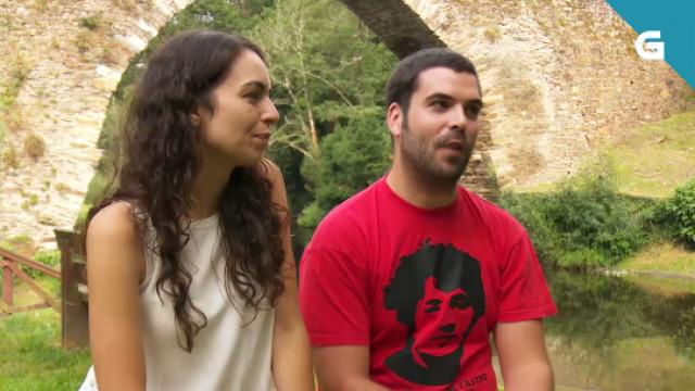 Juan e Elena cóntannos como se coñeceron - 12/08/2020 22:00