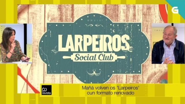 'Larpeiros' convértese en 'Larpeiros Social Club' - 07/10/2019 12:20