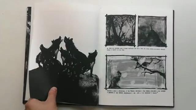 Libros, ilustracións e música, no tempo da cultura, con María Solar - 15/06/2020 12:42