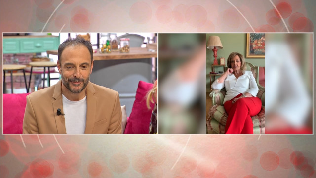 Mª Teresa Campos ten unha mensaxe para Roberto Vilar! - 17/02/2020 16:30