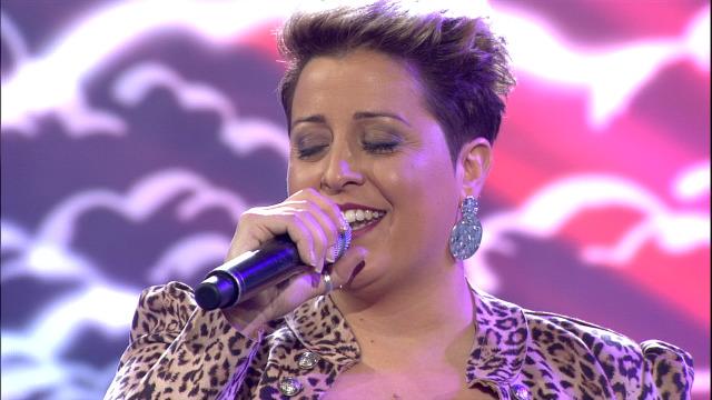 Maite canta 'Muller contra muller' na semifinal dos Recantos de Ouro - 04/07/2020 00:13