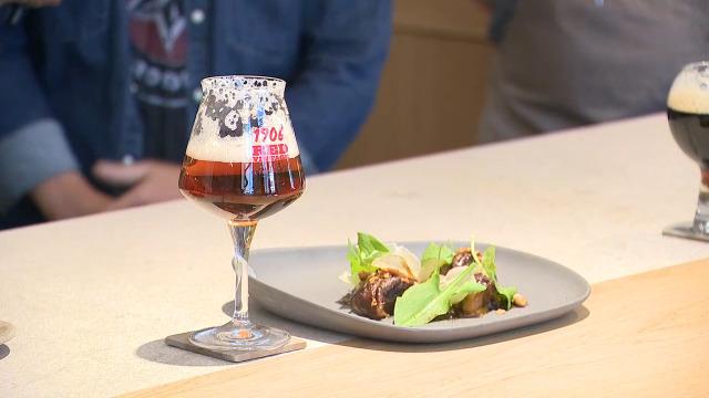 Maridaxe de cervexa e comida para homenaxear os que están en primeira liña en tempos de COVID-19 - 27/07/2020 13:23