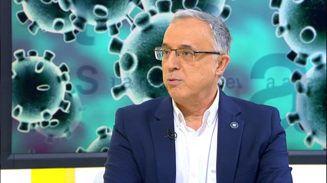 O pico da infección prevese en Galicia nos primeiros días de abril - 14/03/2020 14:11