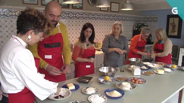 Participamos nun obradoiro de cociña con Merchi - 10/03/2020 22:30