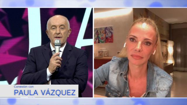 Paula Vázquez chama en directo ao Luar - 20/03/2020 22:00