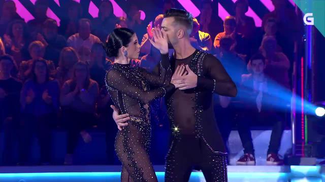 Pedro e Noelia traen ao programa un número de bachata sensual - 15/02/2020 22:00
