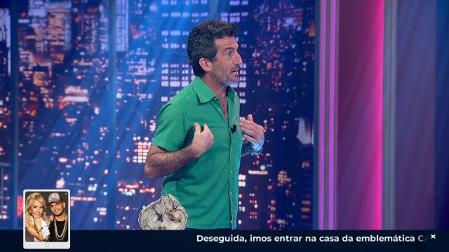 'Que gardas aí?' con Luis Zahera e Eva Iglesias - 02/04/2020 22:00